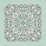 Vintage pattern Royalty Free Stock Photo