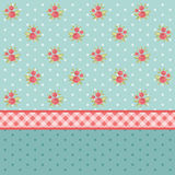 Vintage pattern 6 Royalty Free Stock Photos