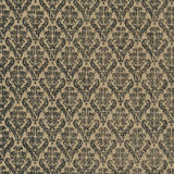 Vintage pattern on linen background Royalty Free Stock Photo