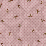 Vintage pattern with plums Stock Images