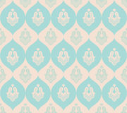 Vintage pattern. Seamless delicate pattern Royalty Free Stock Photography