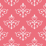 Vintage pattern. Seamless vector pattern. The texture may be used for printing on fabric or paper and in web design stock illustration
