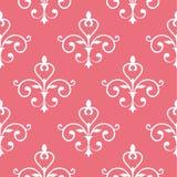 Vintage pattern. Seamless vector pattern. Stock Photos
