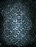 Vintage pattern shapes wallpaper Stock Images