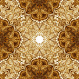Vintage pattern wallpaper. Vintage image, Antique Royalty Free Stock Photography