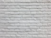 Vintage pattern, white tiles brick wall texture background stock photography