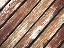 Vintage pattern wood panel Stock Photography