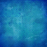 Vintage patterned wallpaper Royalty Free Stock Photo
