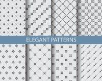 Vintage patterns Royalty Free Stock Image