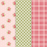 Vintage patterns 2 Stock Photos