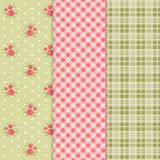 Vintage patterns 4 Stock Photography