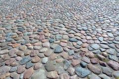 Vintage pavement tile Stock Photos