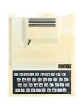 Vintage PC Stock Image