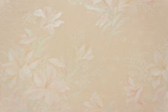 Vintage pearl pink floral , wallpaper Stock Photos