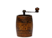 Vintage pepper mill Stock Photography