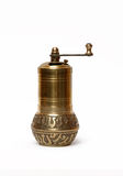 Vintage Pepper Mill Royalty Free Stock Photography
