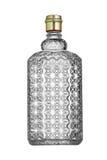 Vintage perfume bottle isolated on white background. Stock Photos