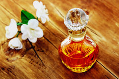 Vintage perfume Stock Photo