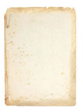 Vintage pergament. Stock Photos