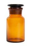 Vintage pharmacy bottle Royalty Free Stock Image