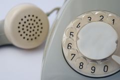 Vintage phone. Phone Royalty Free Stock Photography