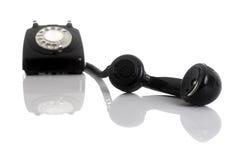 Vintage phone Royalty Free Stock Photos