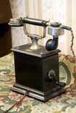 Vintage phone - beginning of the twentieth century Royalty Free Stock Photography