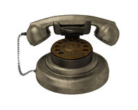 Vintage phone Stock Image