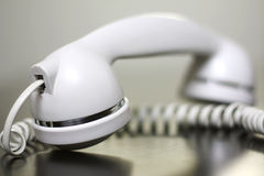 Free Vintage Phone Reciever Left Off The Hook Stock Image - 36389991