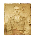 Vintage photo Royalty Free Stock Photo