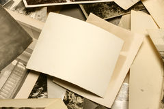 Vintage Photo. Royalty Free Stock Images