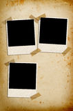 Vintage photo album. Royalty Free Stock Images