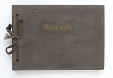 Vintage photo album Royalty Free Stock Photography
