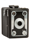Vintage Photo camera Royalty Free Stock Photos