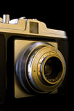 Vintage photo camera Royalty Free Stock Photography