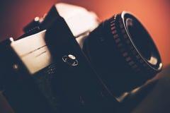 Vintage Photo Camera Royalty Free Stock Photography