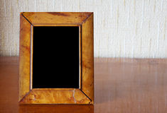 Vintage photo-frame Stock Photography