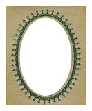 Vintage photo frame Stock Image