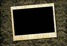 Vintage photo frame background Royalty Free Stock Images