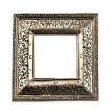 Vintage photo frame. On white background Royalty Free Stock Photography