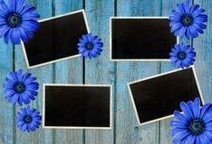 Vintage photo frames Royalty Free Stock Image