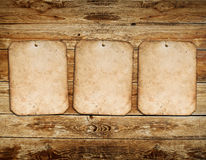 Vintage photo frames Stock Photography