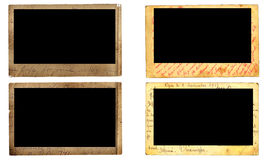 Vintage photo frames Stock Photo