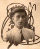 Vintage photo Stock Image