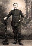 Vintage portrait Stock Image