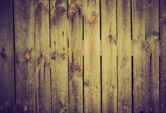 Vintage photo of very old wooden background Stock Photography