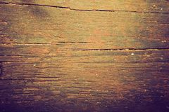 Vintage photo of very old wooden background Stock Image