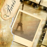 Vintage photoalbum Stock Photo