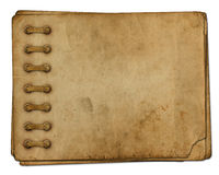 Vintage photoalbum for photos Royalty Free Stock Photos
