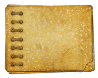 Vintage photoalbum for photos Royalty Free Stock Photography